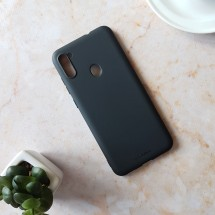 Кейс MakeFuture Skin Samsung M11 Black