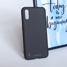 Кейс MakeFuture Skin Samsung A01 Black
