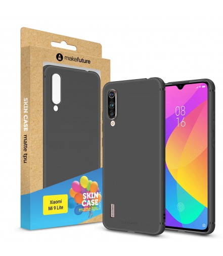 Кейс MakeFuture Skin Xiaomi Mi 9 Lite Black