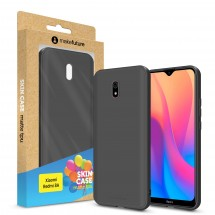 Кейс MakeFuture Skin Xiaomi Redmi 8A Black