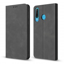 Чохол-книжка MakeFuture Wallet Case (ECO Leather) Huawei P30 Lite Black
