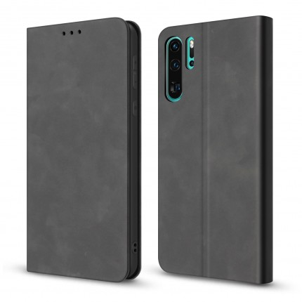 Чохол-книжка MakeFuture Wallet Case (ECO Leather) Huawei P30 Pro Black