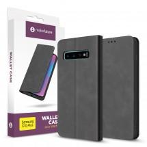 Чохол-книжка MakeFuture Wallet Case (ECO Leather) Samsung S10 Black