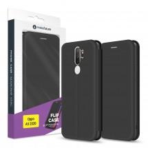 Чохол-книжка MakeFuture Flip Case Oppo A5 (2020) Black