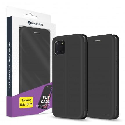 Чохол-книжка MakeFuture Flip Case Samsung Note 10 Lite Black
