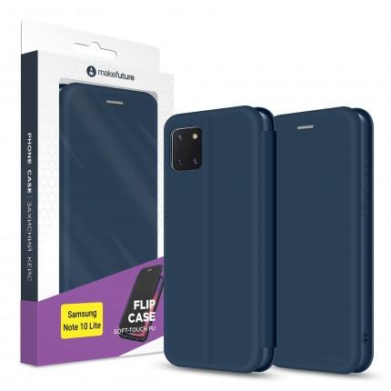 Чохол-книжка MakeFuture Flip Case Samsung Note 10 Lite Blue