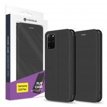 Чохол-книжка MakeFuture Flip Case Samsung S20 Plus Black