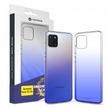 Кейс MakeFuture Air Gradient Samsung Note 10 Lite Blue