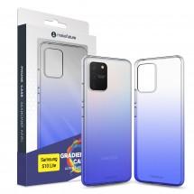 Кейс MakeFuture Air Gradient Samsung S10 Lite Blue