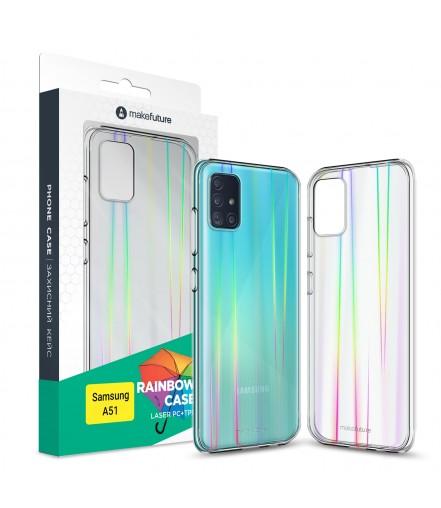 Кейс MakeFuture Samsung A51 Rainbow