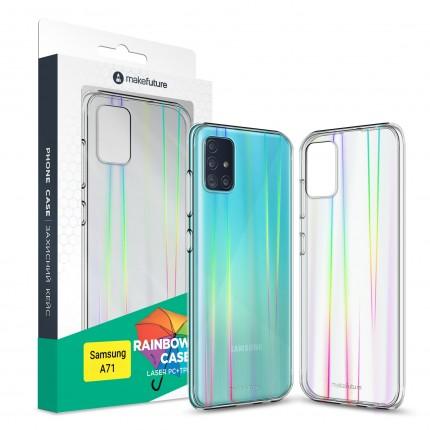 Кейс MakeFuture Rainbow Samsung A71