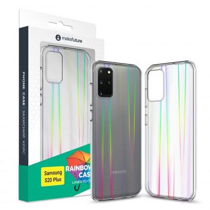 Кейс MakeFuture Rainbow Samsung S20 Plus