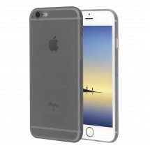 Кейс MakeFuture Apple iPhone 6 Ice Grey