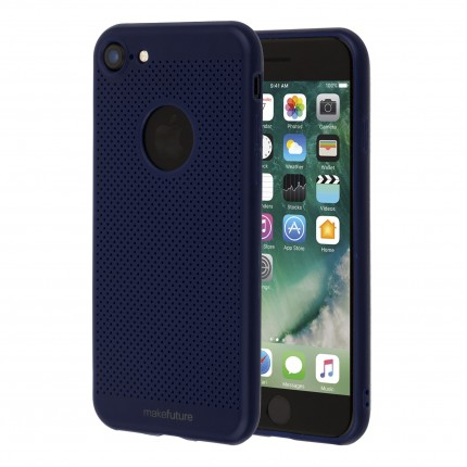 Кейс MakeFuture Apple iPhone XS Moon Blue