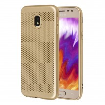 Кейс MakeFuture Moon Samsung J3 2017 (J330) Gold