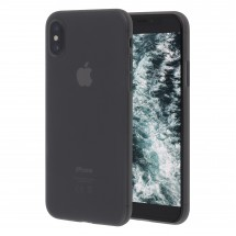Кейс MakeFuture Apple iPhone X/XS Ice Grey