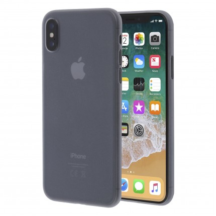 Кейс MakeFuture Ice Apple iPhone X/XS White