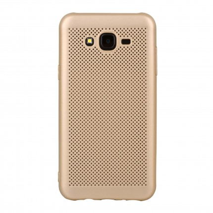 Кейс MakeFuture Moon Samsung J7 Neo (J701) Gold