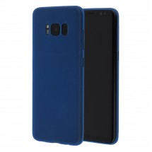 Кейс MakeFuture Ice Samsung S9 Blue