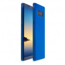 Кейс MakeFuture Ice Samsung Note 8 Blue