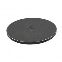 Зарядний пристрій бездротовий MakeFuture PowerPad 2 (15W) Black