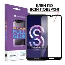 Захисне скло MakeFuture Full Cover Full Glue Honor 8S