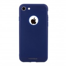 Кейс MakeFuture Moon Apple iPhone 8 Blue