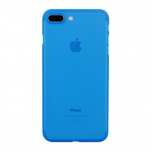 Кейс MakeFuture Ice Apple iPhone 7 Plus Blue