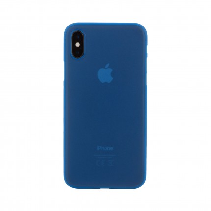 Кейс MakeFuture Ice Apple iPhone X Blue