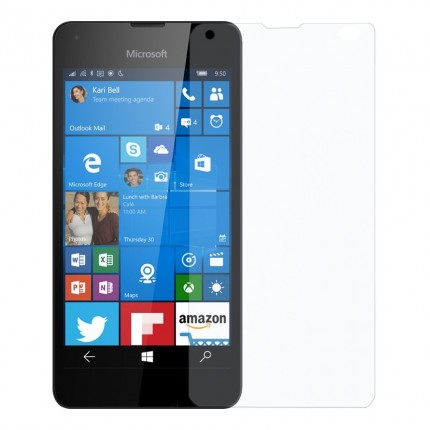 Захисне скло MakeFuture Microsoft Lumia 550