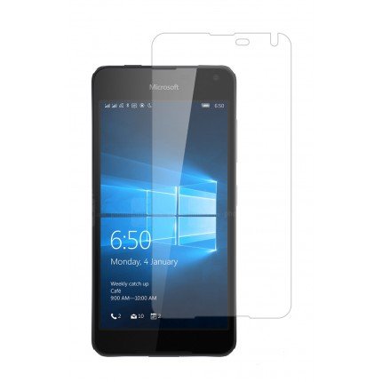 Захисне скло MakeFuture Microsoft Lumia 650