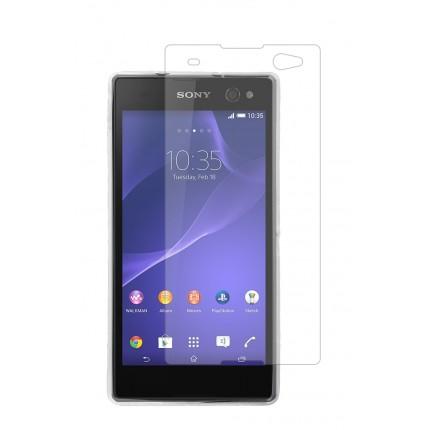 Захисне скло MakeFuture Sony Xperia C3