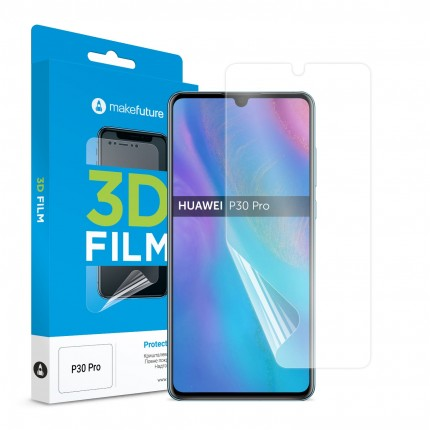 Захисна плівка MakeFuture 3D Huawei P30 Pro