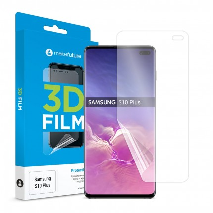Захисна плівка MakeFuture 3D Samsung S10 Plus