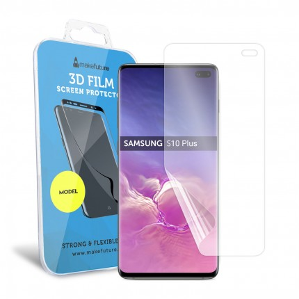 Захисна плівка MakeFuture 3D Samsung S10 Plus