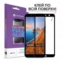 Захисне скло MakeFuture Full Cover Full Glue Xiaomi Redmi 7A