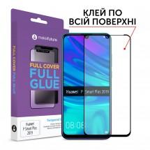 Захисне скло MakeFuture Full Cover Full Glue Huawei P Smart Plus 2019