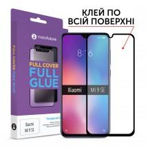 Захисне скло MakeFuture Full Cover Full Glue Xiaomi Mi9 SE