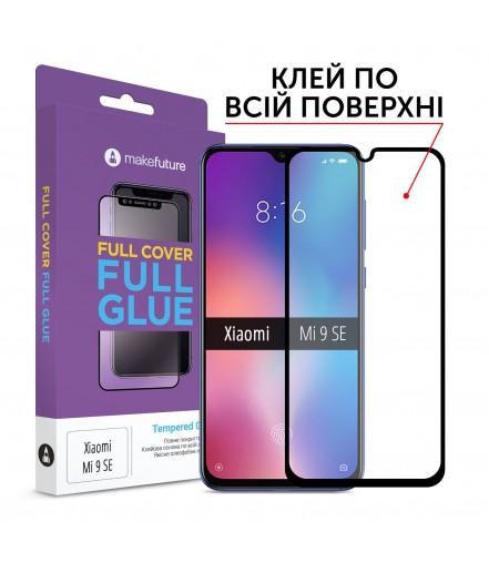 Захисне скло MakeFuture Xiaomi Mi9 SE Full Cover Full Glue
