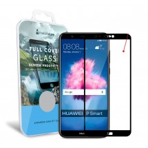 Захисне скло MakeFuture Full Cover Huawei P Smart Black