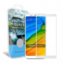 Захисне скло MakeFuture Full Cover Xiaomi Redmi 5 White