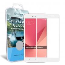 Захисне скло MakeFuture Full Cover Xiaomi Redmi Note 5A White