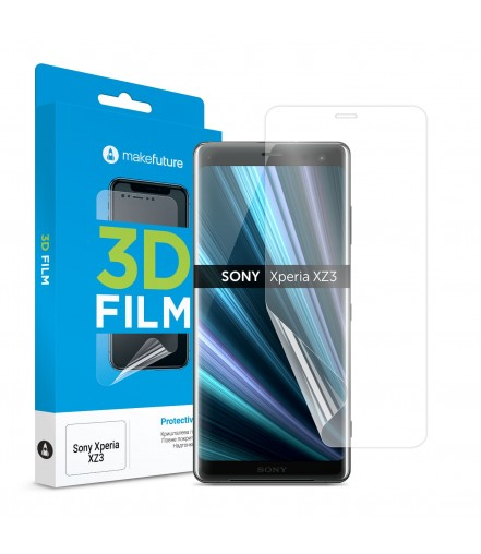 Захисна плівка MakeFuture 3D Sony Xperia XZ3