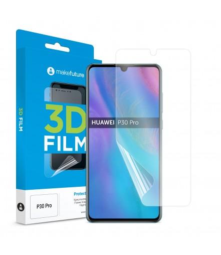 Захисна плівка MakeFuture Huawei P30 Pro 3D TPU