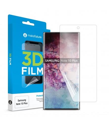 Захисна плівка 3D TPU Samsung Note 10 Plus