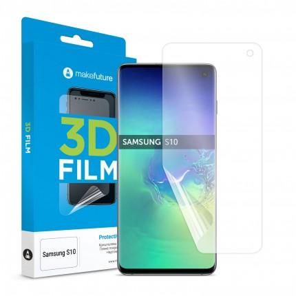 Захисна плівка MakeFuture Samsung S10 3D TPU