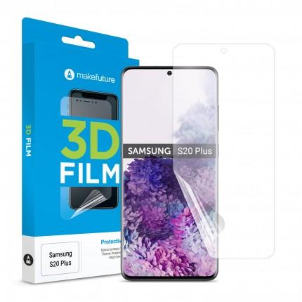 Захисна плівка 3D TPU Samsung S20 Plus