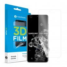 Захисна плівка 3D TPU Samsung S20 Ultra