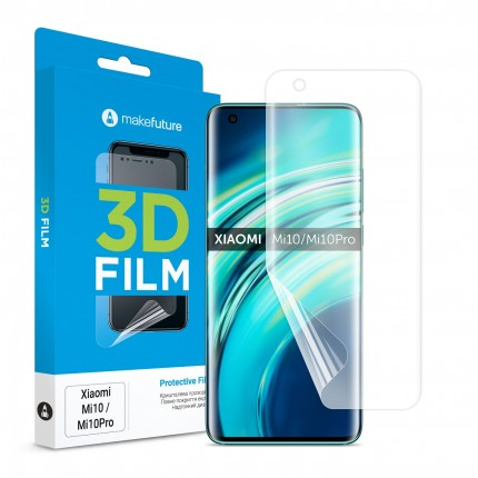 Захисна плівка MakeFuture Xiaomi Mi10/Mi10 Pro 3D TPU