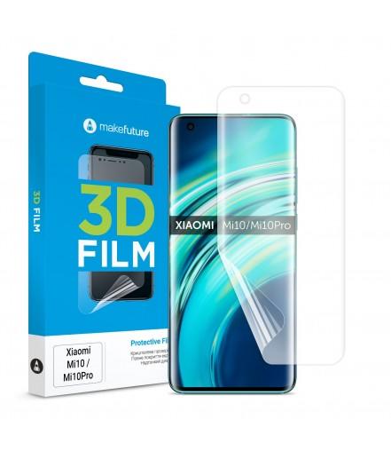 Захисна плівка 3D TPU Xiaomi Mi10/Mi10 Pro